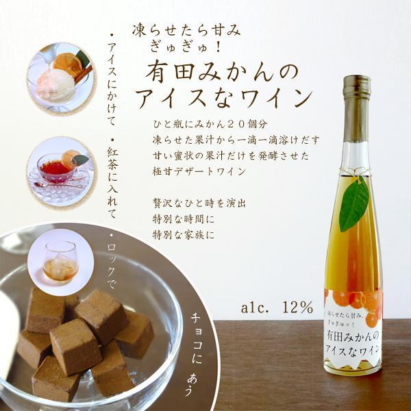 有田みかんのアイスなワイン