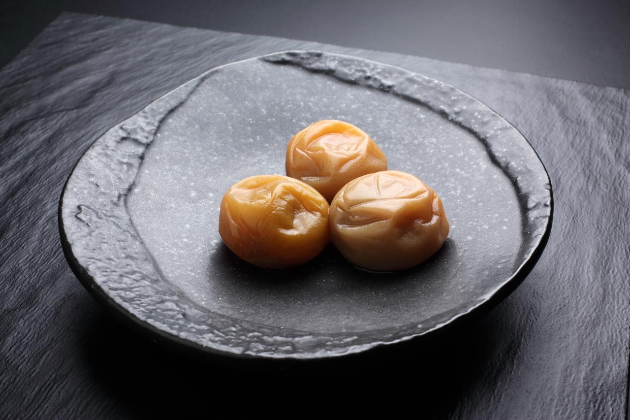 食塩を使わない梅「ゼロうめ」VerⅠ(すっぱい梅)1