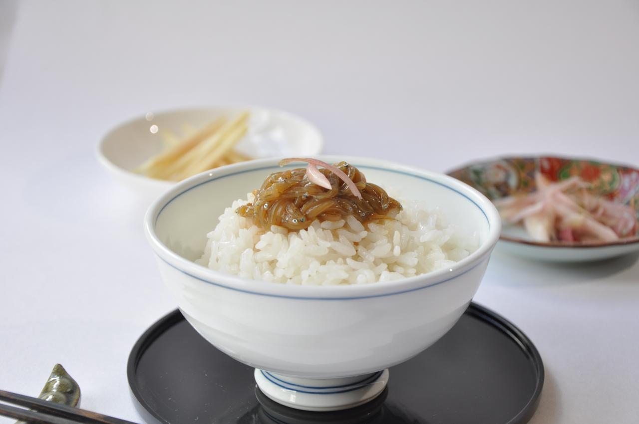 漬 生しらす(冷凍瓶)2