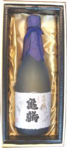 純米大吟醸 亀鶴